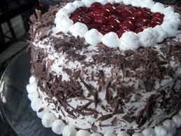 black forest cake made in melissa u0027s kitchen