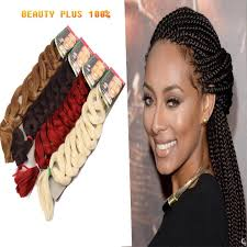 what kind hair use boxbraids jumbo braids hair synthetic braid hair 82 inch kanekalon x pression