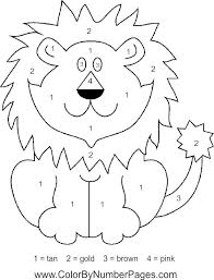 coloring pages easy shadow animals coloring
