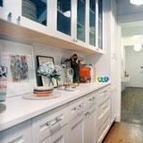 Penny Tile Kitchen Backsplash by Penny Tile In The Kitchen 8 Pretty Backsplashes And Floors Kitchn