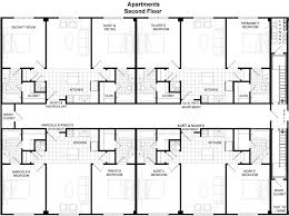 building plans apartment block floor plans house plans with small apartment