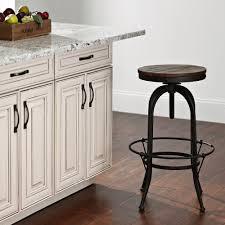 industrial bar table and stools black industrial bar stool kirklands