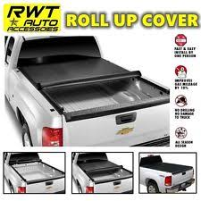 Roll And Lock Bed Cover Roll Up Truck Bed Cover Ebay