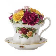 country roses musical teacup royal albert us