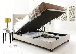 cing table with storage modern cal king storage bed cal king bed frame with storage drawers