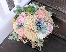 Wedding Flowers Keepsake Burgundy Cabernet Blush Large Bridal Bouquet Wedding Sola