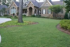 top dressing level lawns lawn care service atlanta georgia