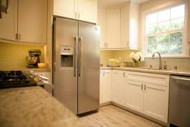 Big Tiles In Small Kitchen Kitchen Fair Picture Of U Shape Small Kitchen Design Using