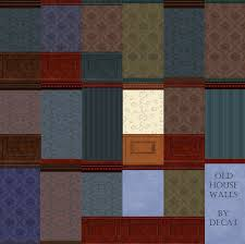 decat u0027s sims 2 creations old house walls floor ts2 build
