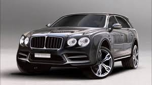 bentley suv bentley and rolls royce suv concepts youtube