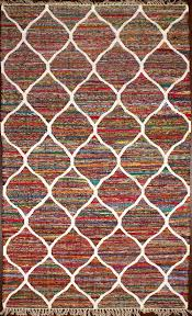 Kilim Rug Pottery Barn by Rugs Moroccan Trellis Rug For Inspiring Mediterranean Style Ideas