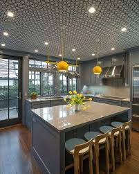 kitchen with yellow walls and gray cabinets grey kitchen walls tmrw me