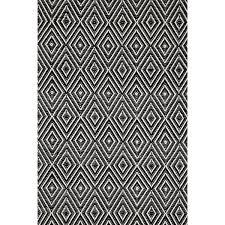 Outdoor Plastic Rug by Diamond Black Ivory Indoor Outdoor Rug Dash U0026 Albert