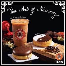 Coffe J Co jco enjoy the all new yin yang coffee jelly and donuts royal tea