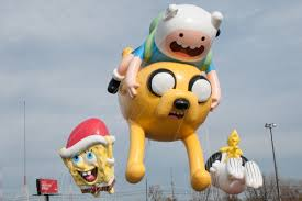 spongebob squarepants thanksgiving est100 一些攝影 some photos macy u0027s thanksgiving day parade in