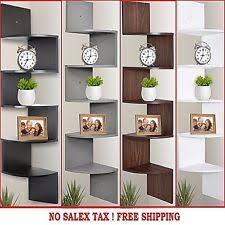 hanging wall shelves ebay