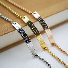 name engraved bracelets name bracelet ebay