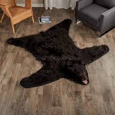 bear skin rug with head bear rug with head bear skin rug with head