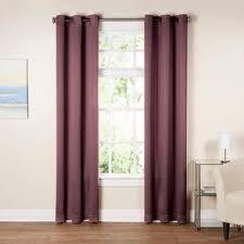 Blackout Purple Curtains Purple Curtains Drapes You Ll Wayfair