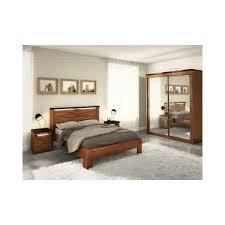 chambre en merisier chambre à coucher serena merisier