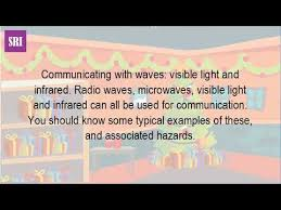 Visible Light Examples How Visible Light Can Be Used For Communication Youtube