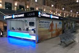 union bureau de change international currency exchange travel uk branch
