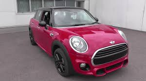 pink mini cooper used mini cars for sale in chesterfield derbyshire motors co uk