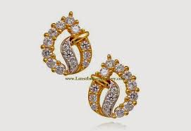 earrings in grt stylish earrings for daily wear from grt