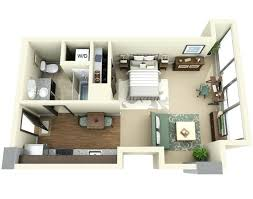 id bureau petit espace bureau petit espace le plan appartement dun studio 50 idaces