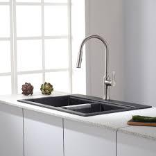 Acrylic Sinks Kitchen 28 Inch Kitchen Sink Blanco Granite Kitchen Sinks Blanco