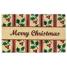 Holiday Doormat Unbranded Holiday Door Mats U0026 Floor Mats Ebay