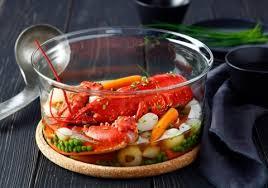 cuisine pot au feu pot au feu de homard croquons la vie nestlé