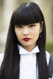 a frame hairstyles with bangs 25 beautiful long hairstyles with bangs
