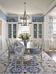223 best blue and white rooms images on pinterest home decor