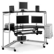 Best Computer Desks For Gaming Amazing Awesome Computer Desk Sale On For Kneehole Gaming