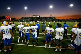 Friday Night Lights Real Story The Colin Kaepernicks Of High Football The Atlantic