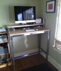 Diy Ikea Standing Desk by Corner Standing Desks Corner Diy Stand Up Desk The Stand Up Desk