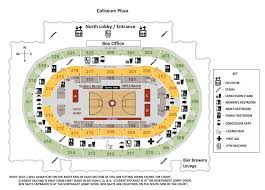 seating maps indiana state fair coliseum map iupui basketball