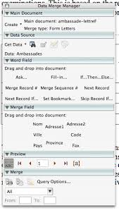 mail merge from excel betalogue office 2004 mail merge with word and excel