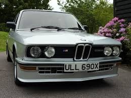 bmw vintage used bmw 5 series pre 89 cars for sale with pistonheads