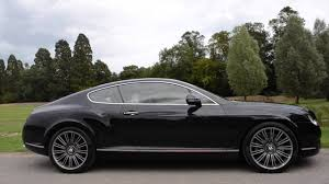 red and black bentley bentley continental gt speed black youtube