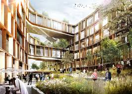 arkitema architects selected to design new offices for danish