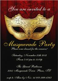 18 masquerade invitation templates u2013 free sample example format