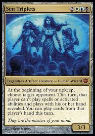 sen triplets play well with others their cards at least