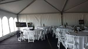 table linen rentals denver 10 solid white sidewall wright group event services party event