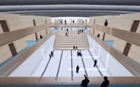 le bureau ste genevieve des bois la piscine de sainte geneviève des bois accueillera bureaux et