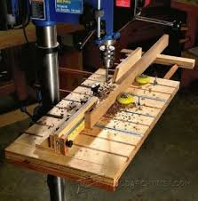 Drill Press Table Extendable Drill Press Table Plans U2022 Woodarchivist