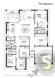 www floorplan com the inspire floorplan 15m frontage 4x2 alfresco theatre