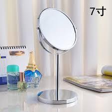 Cermin Dua Sisi price checker indah bergaya eropa desktop yang portabel kecantikan