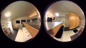 360 video compact living flat 28 square meters 300 square feet
